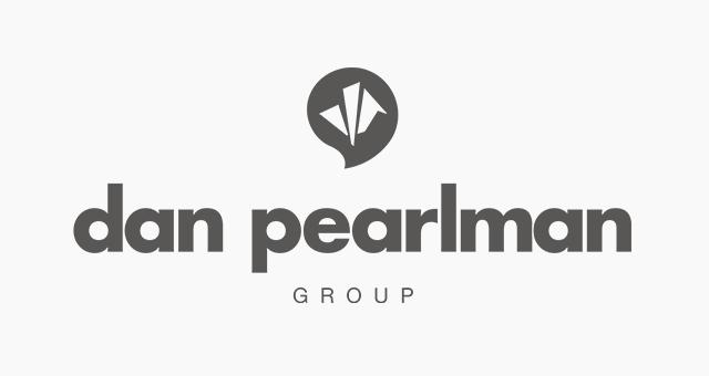 ALEKS UND SHANTU Kundenlogo dan-pearlman-group grau