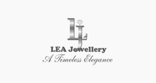 ALEKS UND SHANTU Kundenlogo lea jewellery