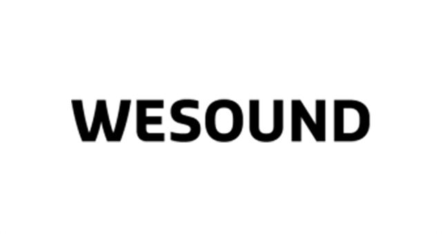 ALEKS UND SHANTU Kundenlogo wesound s/w
