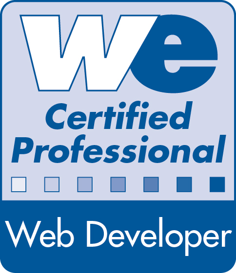 WE Certified Professional Logo
