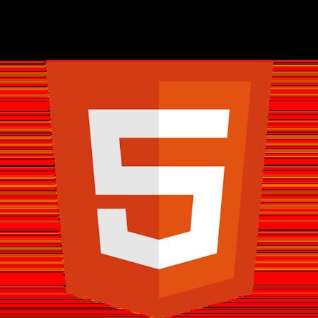 Offizielles Logo für HTML5