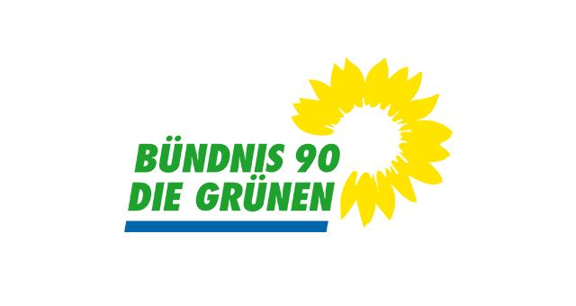 ALEKS UND SHANTU Kundenlogo Bündnis 90 die-gruenen farbe