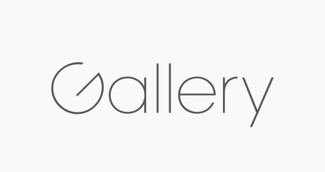 ALEKS UND SHANTU Kundenlogo Gallery grau