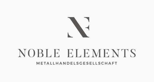 ALEKS UND SHANTU Kundenlogo Noble-Elements grau