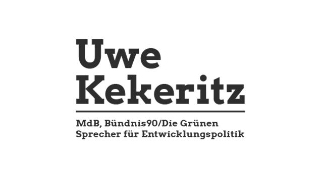 ALEKS UND SHANTU Kundenlogo uwe-kekeritz s/w