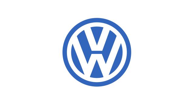 ALEKS UND SHANTU Kundenlogo Volkswagen farbe