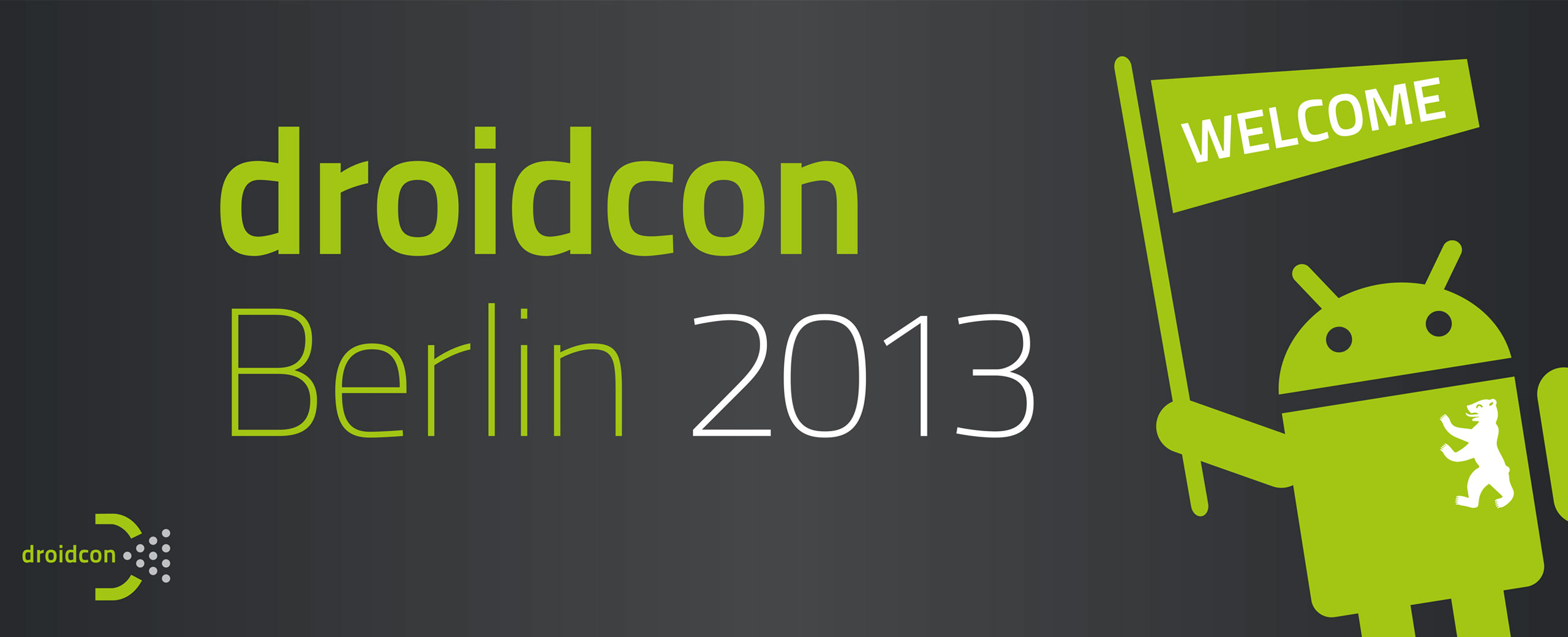 Droidcon Berlin Banner 2013