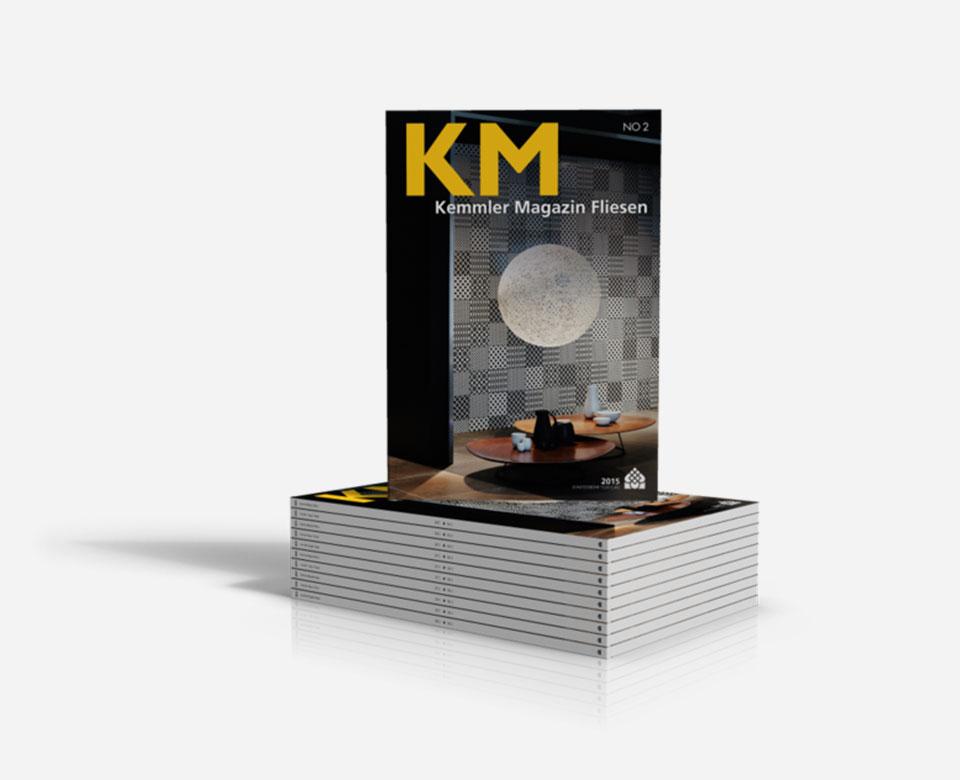 Kemmler Fliesen Magazin