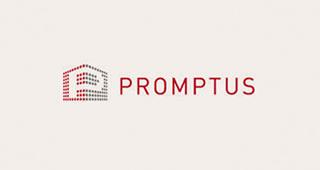 Promptus, Animation - Design logo