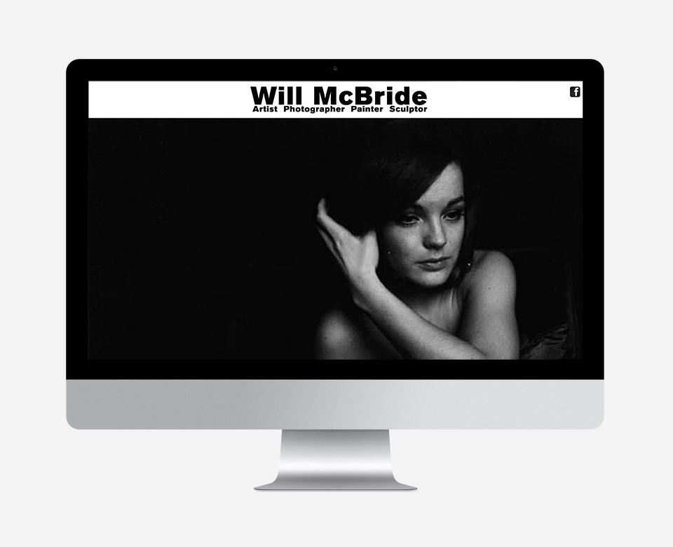 Will McBride Webseite Mac