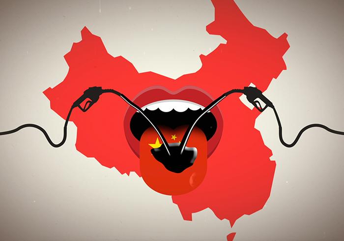 Frag Wiso ÖL und China