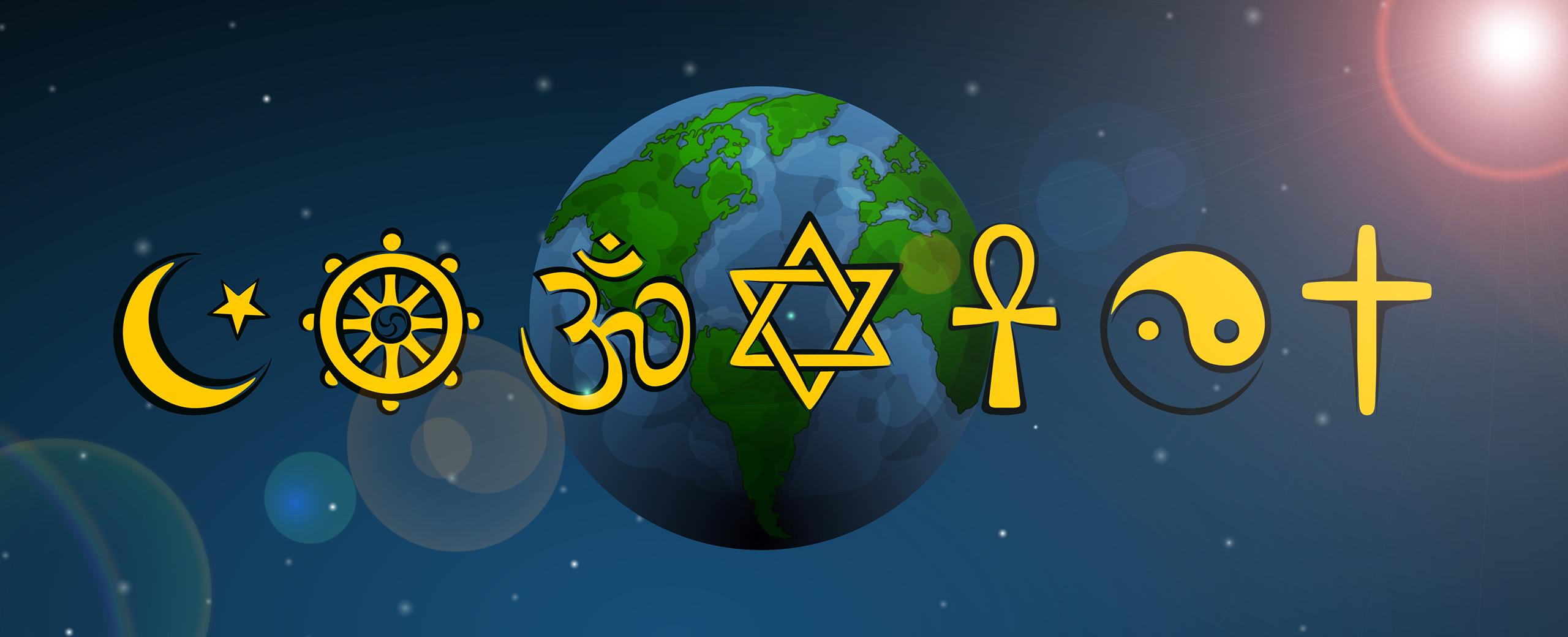 Opener Header Religionen der Erde