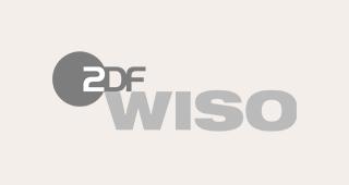 ZDF Wiso - Logo auf ALEKS & SHANTU