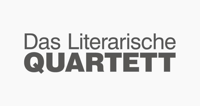 ALEKS UND SHANTU Kundenlogo Das Literarische Qurtett grau
