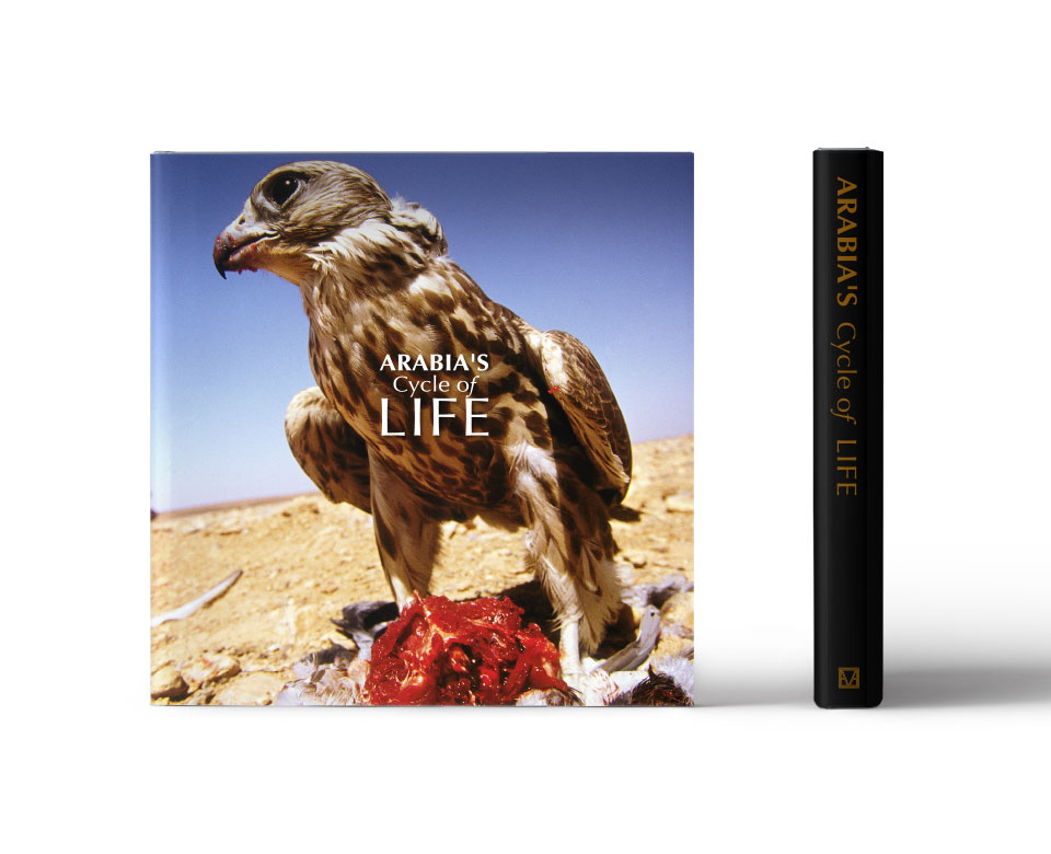 Arabia´s Cycle of Life Cover