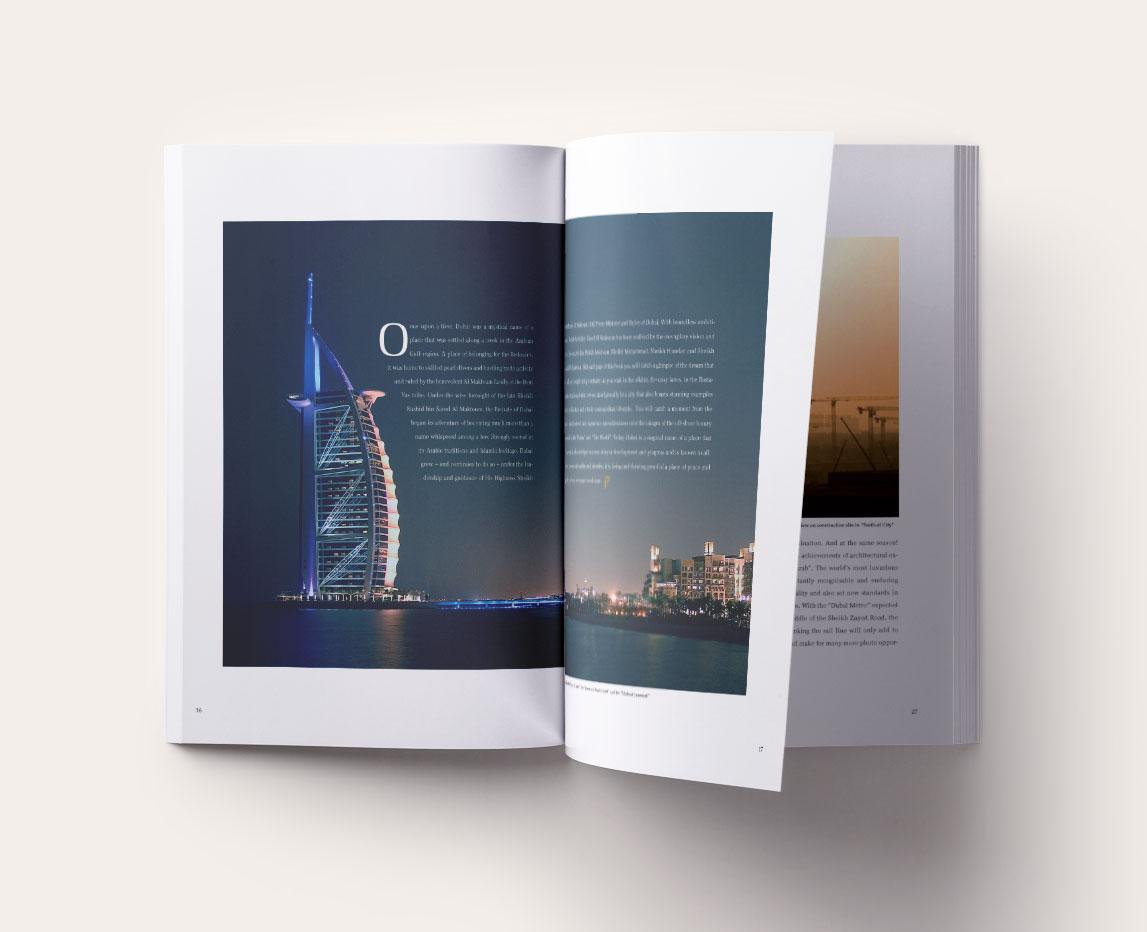 Dubai City Buch
