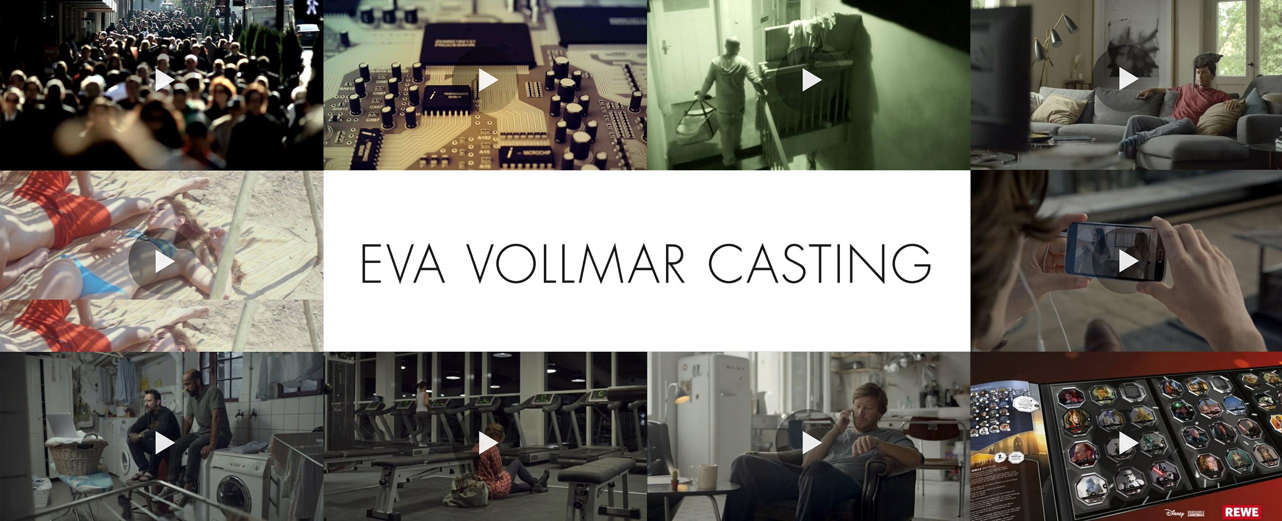 Eva Vollmar Casting Header