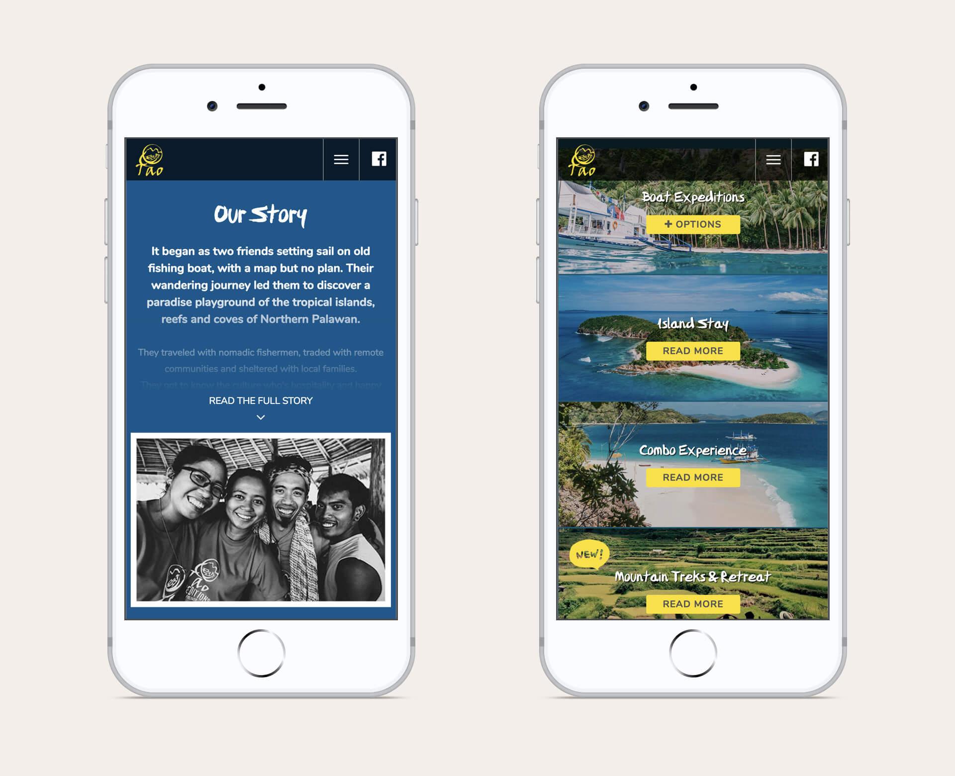 Webseite_auf_Smartphone