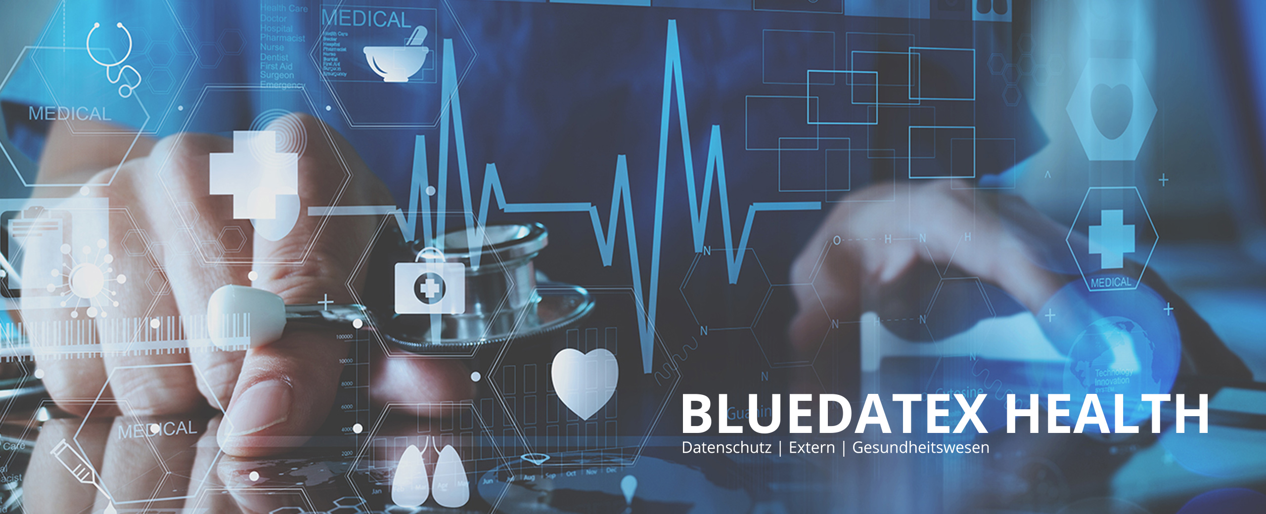 Bluedatex Health Projekt