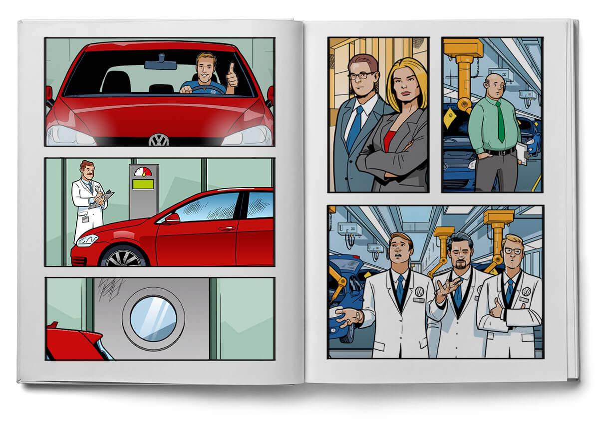 Abbildung-stil-comic
