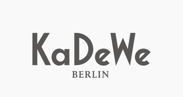 Kadewe Berlin Logo Grau