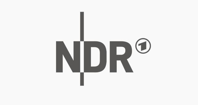 NDR Logo Grau