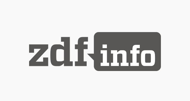zdf info Logo grau