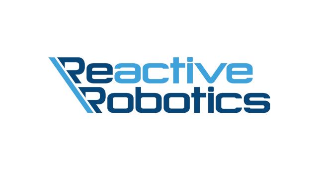 ALEKS UND SHANTU Kundenlogo Reactive Robotics farbe