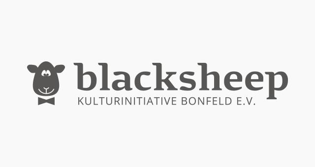 ALEKS UND SHANTU Kundenlogo blacksheep grau