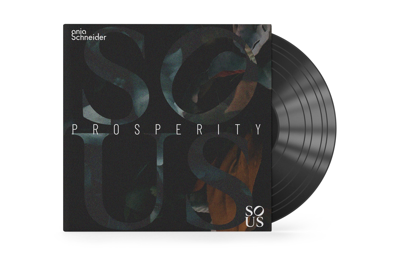 Schallplatte vinyl Anja Schneider Prosperity