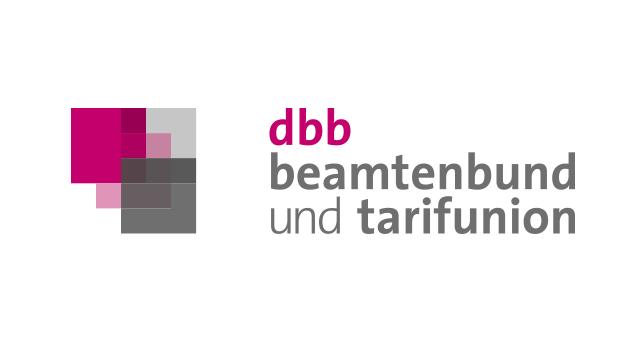 Kundenlogo dbb beamtenbund und tarifunion