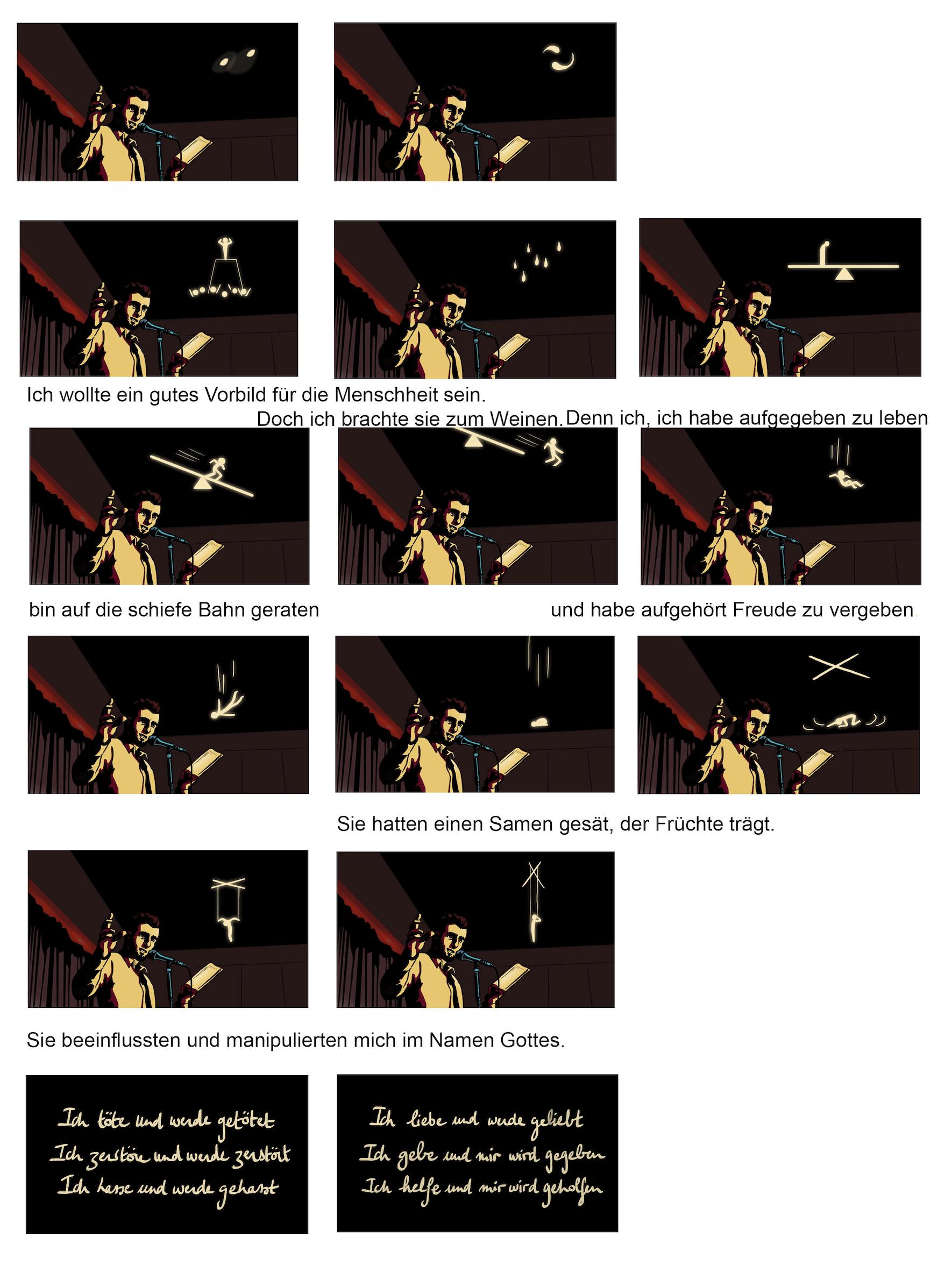 Frame by Frame: Storyboard VPN