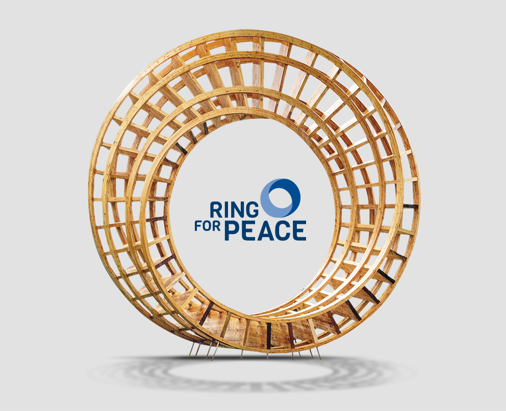 Ring for Peace Header mobile