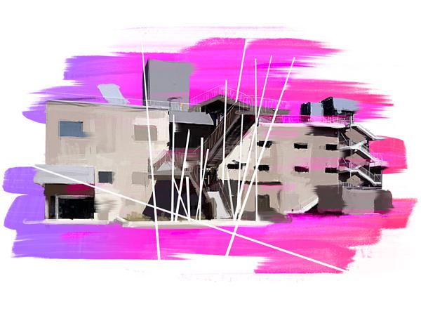 illustration insight Michelle Doughertys Weg zum Titel design führt über das Art Center College of design in Pasadena